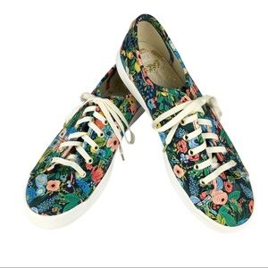 Keds Rifle Paper Co Kickstart Garden Party Sneaker